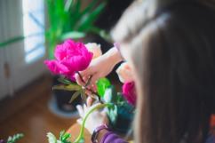 Floral Design Work